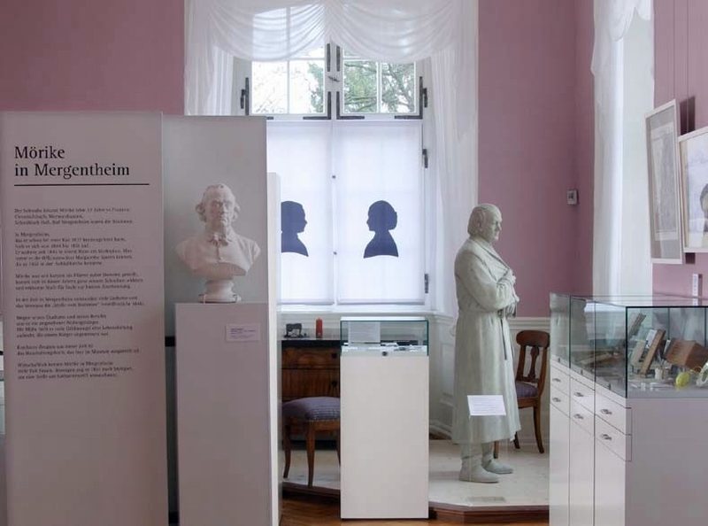 Mörikekabinett im Deutschordensmuseum