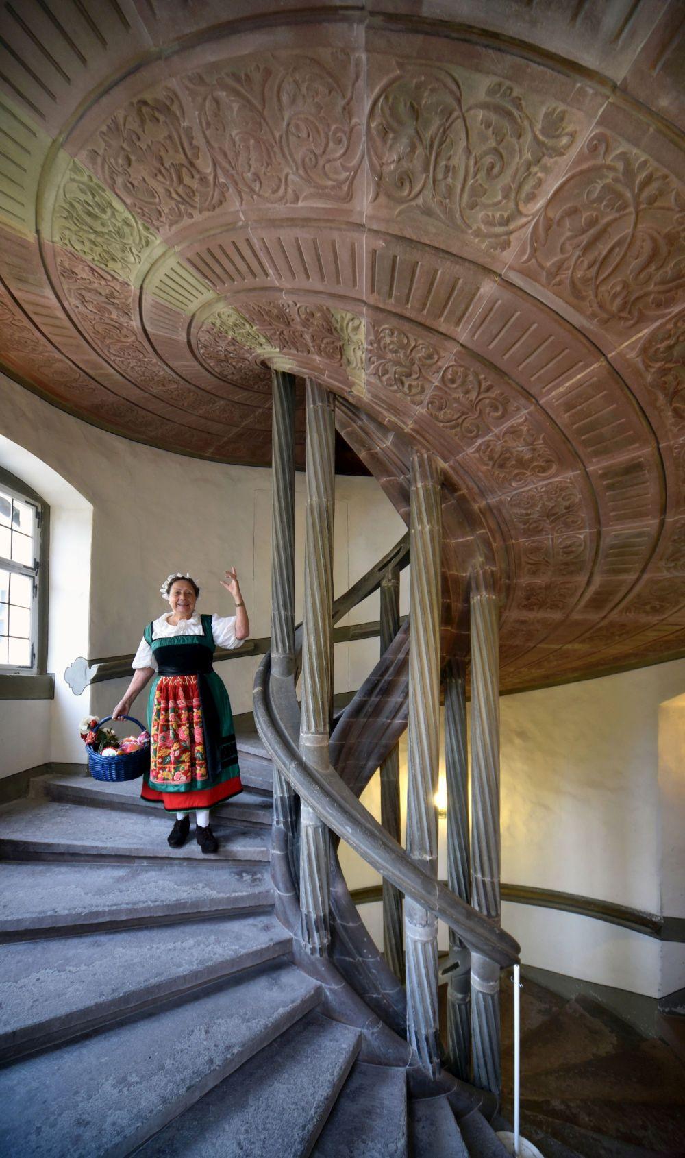 Marktfrau Anna Katharina Lesch