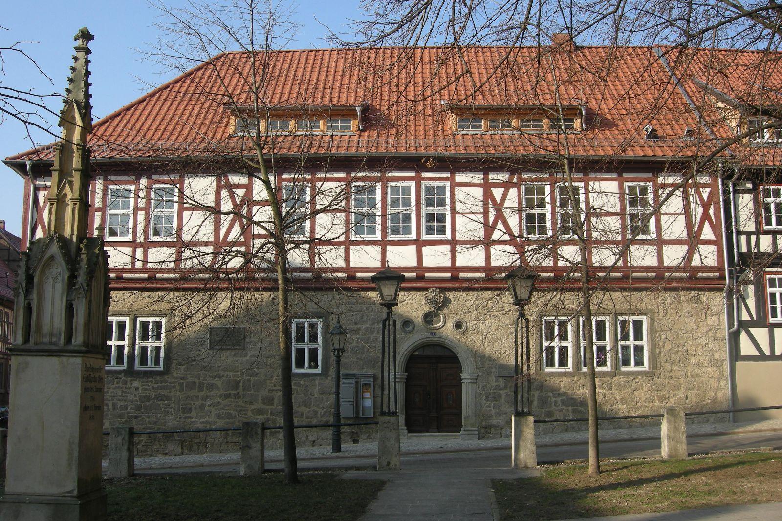 Marienpfarrei (ehemaliger Deutschordenshof)