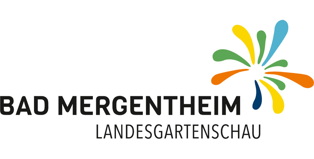Logo Landesgartenschau Bad Mergentheim