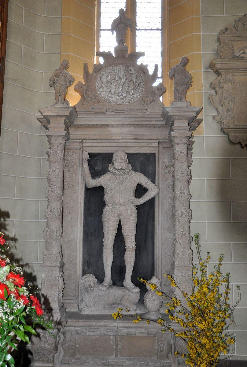 Epitaph von Gleichen in Schlosskirche