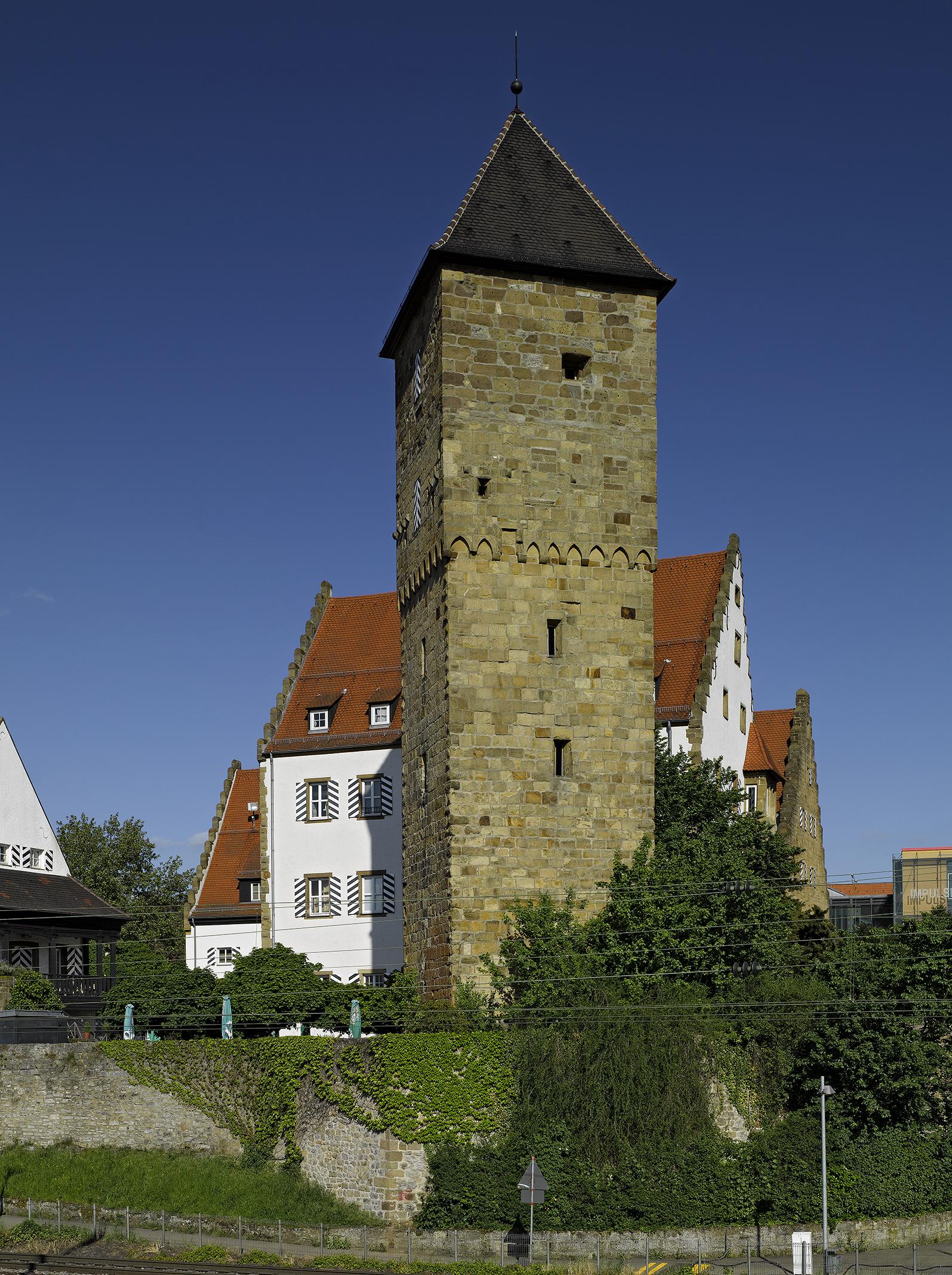 ©Bernhard J. Lattner, Heilbronn - Deutschordensschloss